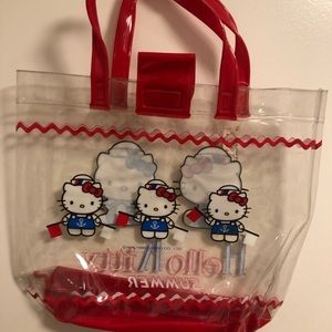 Hello Kitty summer bag